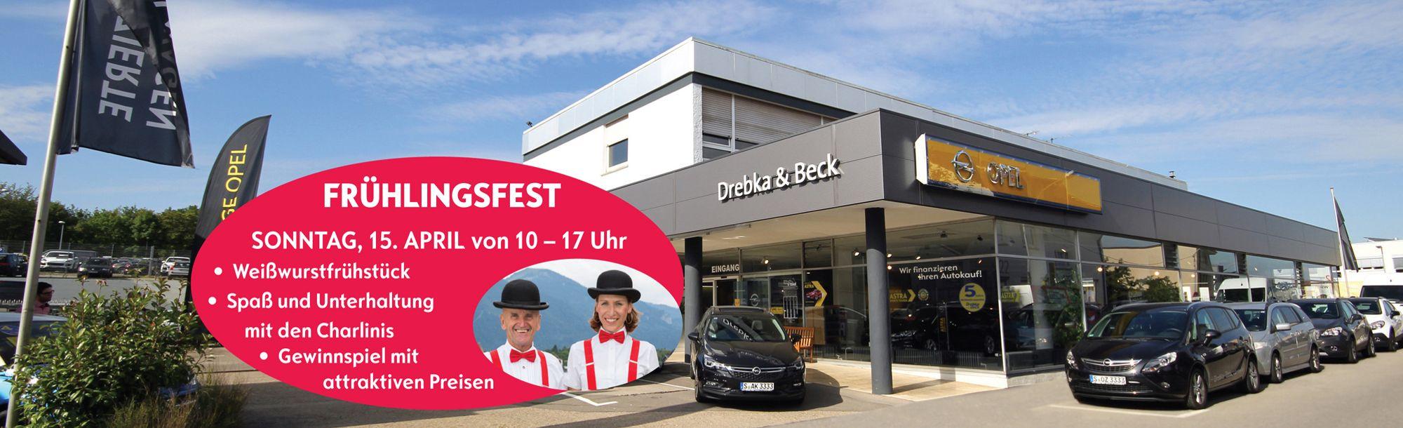 home | autohaus drebka & beck gmbh